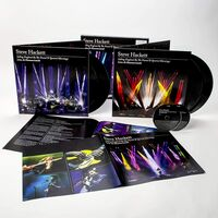 Steve Hackett - Selling England By The Pound & Spectral Mornings (Ltd. black 4LP+2CDBox Set)
