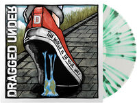Dragged Under - The World Is In Your Way [Limited Edition Clear w/Green Splatter LP]