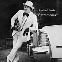 Quinn Harris - Statements [Clear Vinyl] [180 Gram] [Reissue]