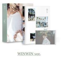 Wayv - Photobook (Winwin Version) (Post) (Stic) (Pcrd)