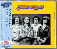 Faragher Brothers - Faragher Brothers [Reissue] (Jpn)