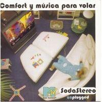 Soda Stereo - Comfort Y Musica Para Volar: MTV Unplugged [Clear Vinyl]