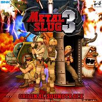 Snk Sound Team (Colv) - Metal Slug 3 / O.S.T. (Splatter Vinyl) [Colored Vinyl]