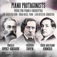 The Orchestra Now - Piano Protagonists