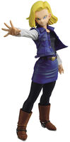 Banpresto - BanPresto - Dragon Ball Z Match Makers Android 18 Figure