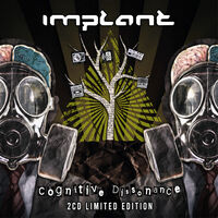 Implant - Cognitive Dissonance (Box)