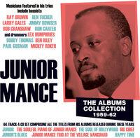 Junior Mance - Albums Collection 1959-62