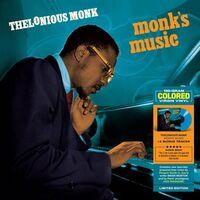 Thelonious Monk - Monk's Music (Blue) (Bonus Tracks) [Colored Vinyl] [180 Gram]