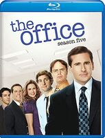 Office - Office: Season 5 (4pc) / (Box Mod Ac3 Dol Ws)