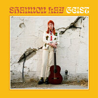 Shannon Lay - Geist (Clear W/ Orange & Green Vinyl) [Colored Vinyl] (Grn)