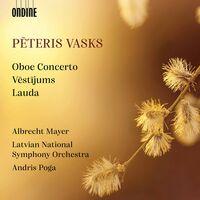 Vasks / Mayer / Poga - Orchestral Works
