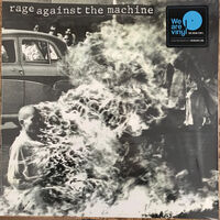 Rage Against The Machine - Rage Against The Machine (Uk)