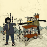 Girlpool - Powerplant [Indie Exclusive Limited Edition Translucent Red LP]