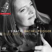 Rachel Podger - Bach: Cello Suites (violin Transcription)