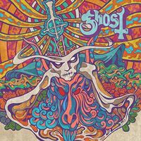 Ghost - Kiss The Go-Goat / Mary On A Cross (Uk)