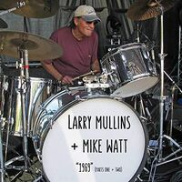 "Larry Mullins + Mike Watt - ""1969"" (Parts I and II): A Tribute to Scott Asheton [RSD BF 2019]"