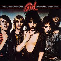 Girl - Sheer Greed / Live In Osaka 82 (Uk)
