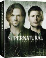 Supernatural [TV Series] - Supernatural: Seasons 11-14
