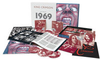 King Crimson - Complete 1969 Recordings (W/Dvd) (Box) (Wbr)