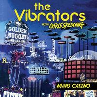 Vibrators / Chris Spedding - Mars Casino (Pink Vinyl) (Ltd) (Pnk)
