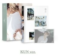 Wayv - Photobook (Kun Version) (Post) (Stic) (Pcrd)