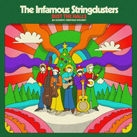 The Infamous Stringdusters - Dust The Halls: An Acoustic Christmas Holiday! [LP]
