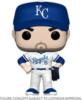 Funko Pop! MLB: - FUNKO POP! MLB: Royals- Whit Merrifield (Home Uniform)
