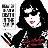 Les Rallizes Denudes - Heavier Than A Death In The Family [Colored Vinyl] (Red)
