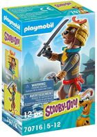 Playmobil - Scooby Doo Collectible Samurai Figure (Fig)