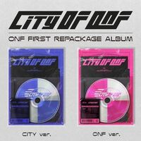 Onf - City Of Onf (Phob) (Phot) (Spkg) (Asia)