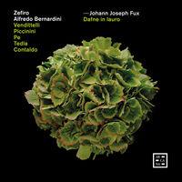 Fux / Zefiro / Bernardini - Dafne In Lauro (2pk)