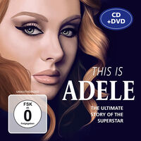 Adele - This Is Adele: Unauthorized (W/Dvd)