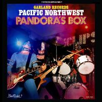 Garland Records - Pacific Northwest Pandora's Box (Blue) [Colored Vinyl]
