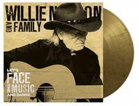 Willie Nelson  & Family - Let's Face The Music & Dance (Blk) [Colored Vinyl] (Gol)