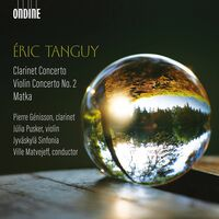 Tanguy / Jyvaskyla Sinfonia / Matvejeff - Orchestral Works