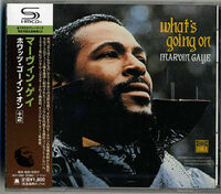 Marvin Gaye - What's Going on (SHM-CD)