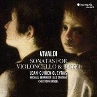 Jean Queyras -Guihen - Vivaldi: Sonatas For Cello & Basso Continuo