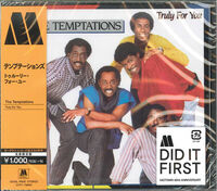 The Temptations - Truly For You [Import Limited Edition]