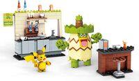 Pokemon - MEGA Brands - Pokemon: Detective Pikachu Hi Hat Cafe