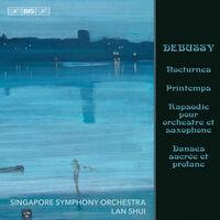 Singapore Symphony Orchestra - Nocturnes / Printemps