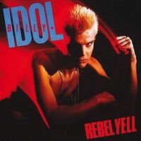 Billy Idol - Rebel Yell [Translucent Red LP]