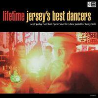 Lifetime - Jersey's Best Dancers [Limited Edition Translucent Clear w/Black Smoke LP]