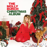 Molly Burch - The Molly Burch Christmas Album [LP]