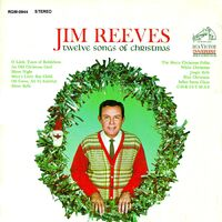 Jim Reeves - 12 Songs Of Christmas (Exp) [Remastered] (Jewl)