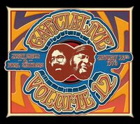 Jerry Garcia - GarciaLive Volume Twelve: January 23rd, 1973 The Boarding House [3 CD]
