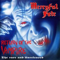 Mercyful Fate - Return Of The Vampire [Limited Edition Blue LP]