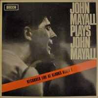 John Mayall - John Mayall Plays John Mayall [Import LP]