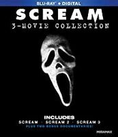 Deals on Scream: 3-Movie Collection Blu-Ray + Digital