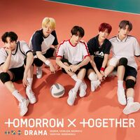 TOMORROW X TOGETHER - Drama (Version D) [Limited Edition]