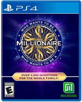 Ps4 Who Wants to Be a Millionaire - Who Wants to be a Millionaire for PlayStation 4